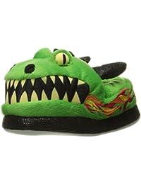 Boys Dragon Slippers Moccasin (Toddler/Little Kid/Big Kid)