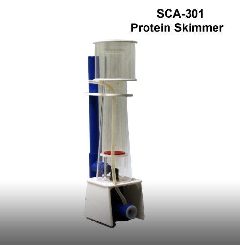 SC Aquariums SCA-301 Protein Skimmer, 65 gal