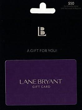 $50 Lane Bryant Gift Card