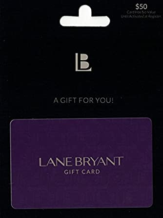 04c5af20d581 Amazon.com  Lane Bryant Gift Card  25  Gift Cards