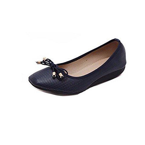 55c1d41e5c008 Giy Femmes Robe Classique Mocassins Gland Appartements Bout Droit Slip-on  Respirant Mocassins Chaussures Oxford