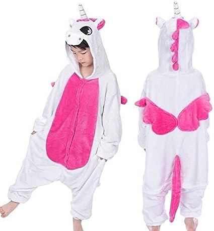 Pijama Unicornio Animales de los niños Pijamas Set Niños ...
