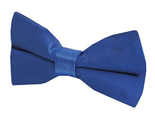 Royal Blue Tied Tie Pre Bow 65wEZAa1qx