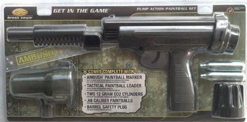 """Brass Eagle MK Be Ambush """"RTS"""" Paintball Set"""