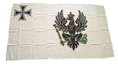 Prussia Stock Bandiera Bandiere Bandiere Stock Bandiera 30x45cm