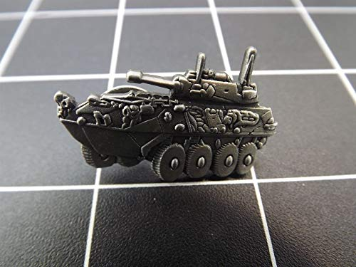 Pin for Hats - Brand New Lapel Pin ''LAV-25'' Light Armored Vehicle - Decoration for -
