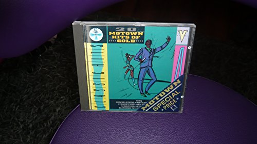 Price comparison product image Motown Hits Of Gold Volume 4 - Various CD