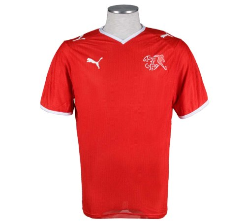 2008 Home Soccer Jersey - 9