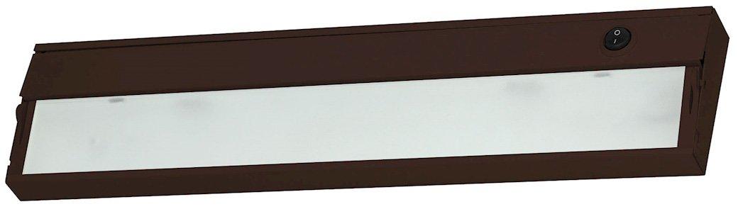 Alico ZeeLite 2 Light Xenon Under Cabinet Lighting in Bronze HZ317RSF