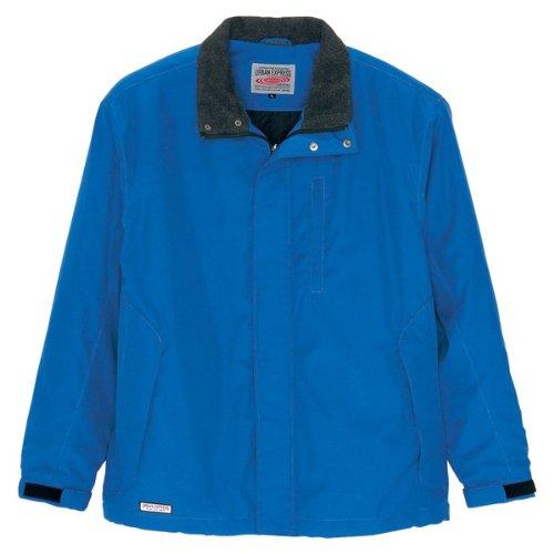 光電子(コウデンシ)防寒ブルゾン 軽防寒着ジャケット az-6164 B01H8VHWZO M|ブルー ブルー M