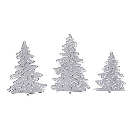 Xmas Tree Template - 1