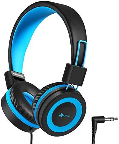 iClever Kids Headphones Adjustable Untangled product image