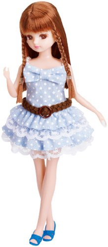 Licca-chan - LW-02 Dress set - Licca Dress Set