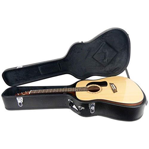 8cc93879d5 Washburn Apprentice 5 Series Dreadnought Guitar W/Hardshell Case