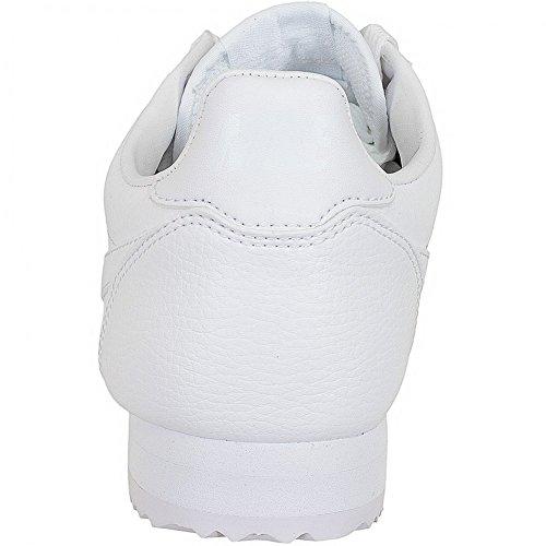 Nike Sneaker Classic Cortez Leather Weiß/Weiß Weiß