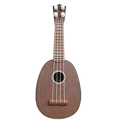 Amazon.com: Aprettysunny 1Pc Children Learning Guitar Toys ...