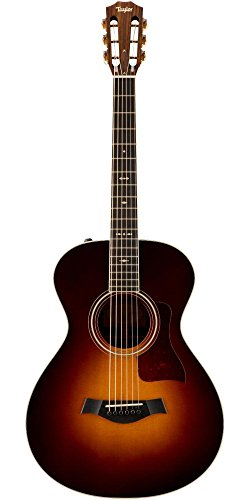Taylor 712E 12-Fret Grand Concert Acoustic-Electric Guitar - Sunburst w/ Case