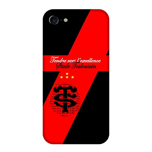 Coque Apple Iphone 7 - Rugby Toulousain supporter