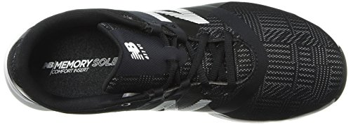 New Balance Womens 611v1 Cross Trainer Nero / Bianco