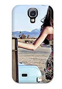 For Galaxy S4 Tpu Phone Case Cover(selena Gomez Instyle Come & Get It)