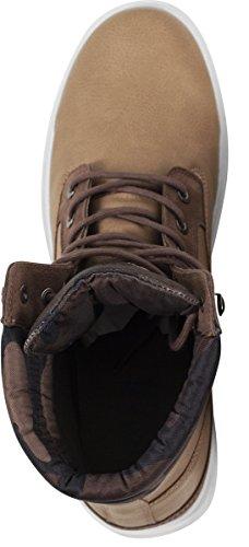 Chukka Stivali Beige Urban Boots Woodcamo Winter Uomo Classics Braun nxt1vqwA