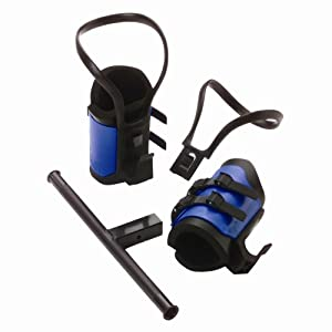 Teeter Hang Ups EZ Up Gravity Boots with Conversion Bar