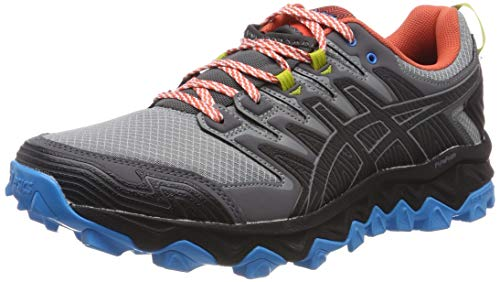 De Hombre Gel Para Gris Zapatillas Grey 7 020 black Running stone fujitrabuco Asics 0Zgq6nI6