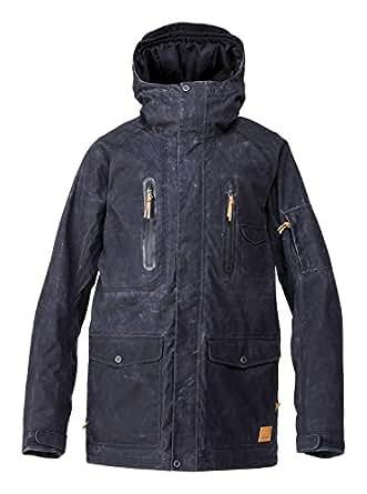 Quiksilver Mens Dreaming Jacket Black S