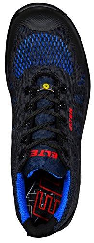 Elten Logan Blue Low ESD S1, Scarpe Antinfortunistiche Uomo Blu (Blau 4)