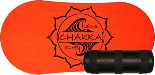 Chakra Balance Board - Neon Orange by Chakra
