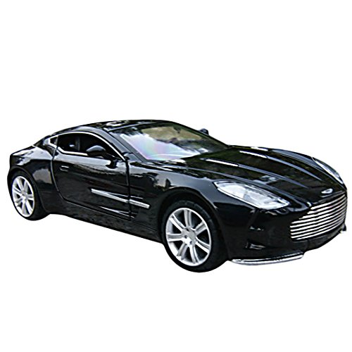 Car Toys 1:32 Black Aston Martin Model Car