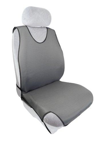 OTOTOP 66722 - Funda para asiento de coche con forma de camiseta, color gris