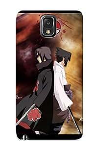 Galaxy Note 3 MHjgkhQ2734VXiha Naruto 03 Tpu Silicone Gel Case Cover. Fits Galaxy Note 3