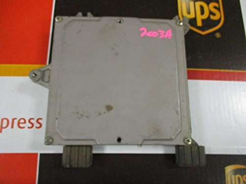 19-20 Honda Civic Engine ECM Control Module