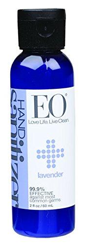 EO Hand Sanitizer Lavender 2 Ounce