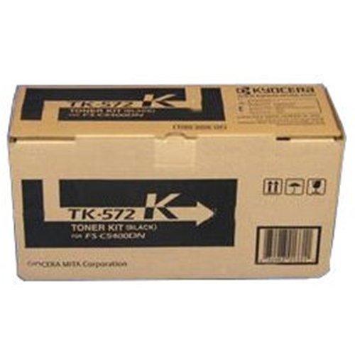 Kyocera Black Toner Cartridge TK 572K
