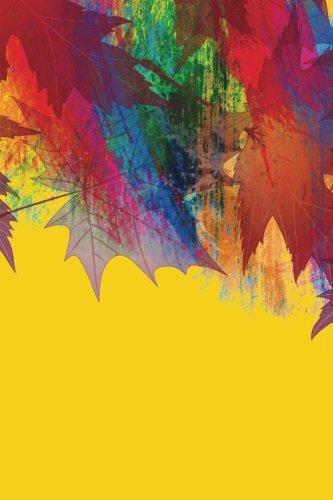 Download Pop Art Leaves 2 Journal (Autumn Awe 365 Lined) (Volume 28) pdf