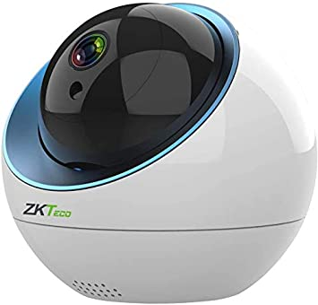 Opinión sobre Cámaras de Vigilancia WiFi Exterior, ZKTeco FHD 1080P Cámara Seguridad Compatible Alexa- Impermeable, con Alarma- Audio Bidireccional- Detección de Movimiento-iOS&Android