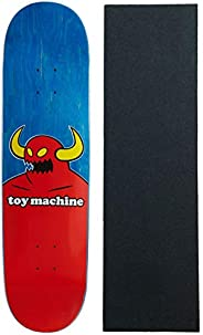 """Toy Machine Skateboard Deck Monster 8.38"""" Assorted Colors with"""
