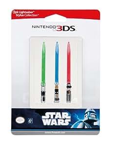 Star Wars Lightsaber Stylus Pack (Nintendo 3DS XL/3DS/DSi XL/DSi/DS Lite)