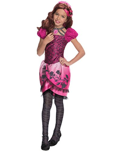 Ever After High - Briar Beauty Child Costume, X-Large (16-20) ()
