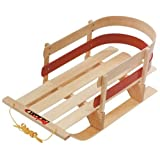Paricon Flexible Flyer Wooden Baby Sleigh