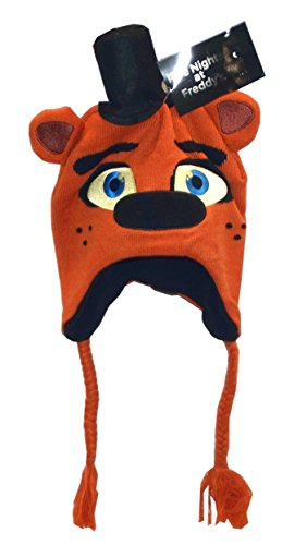 Bioworld Five Nights At Freddys Character Beanies  Freddy