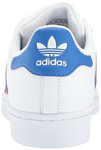 blue Ftwwht Originals Adicolor Baskets Adidas Superstar red qS4UzSwT