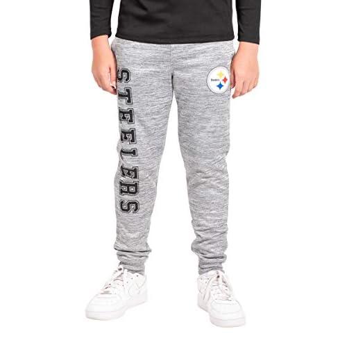 Ultra Game NFL Boys 2 Piece Leggings /& Shorts Training Compression Set