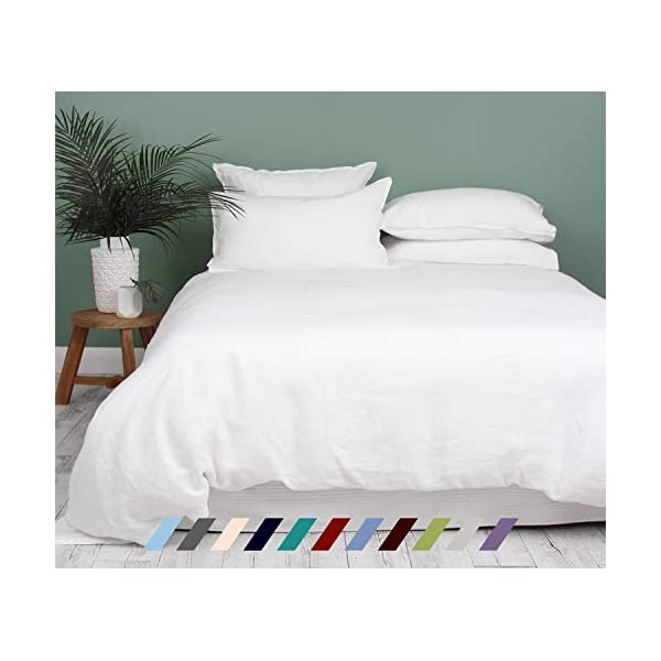 600 Thread Count Zipper Duvet Cover