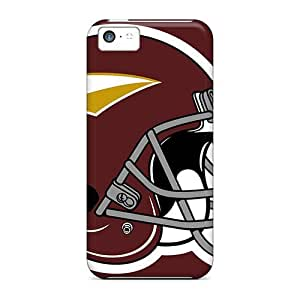 5c Scratch-proof Protection Case Cover For Iphone/ Hot Washington Redskins Phone Case