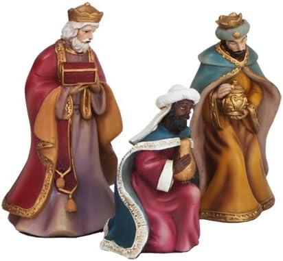 9894 Nativity Scene Characters Statue Figurines Set Of 11 , 5