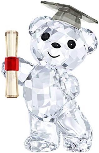 Swarovski Crystal Bear Graduation Figurine product image