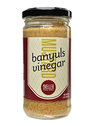 Banyuls Vinegar Mustard 6oz/ 3 Pack ()